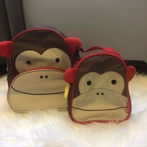 Skip Hop Accessories - Toddler School Bag and Lunch Box